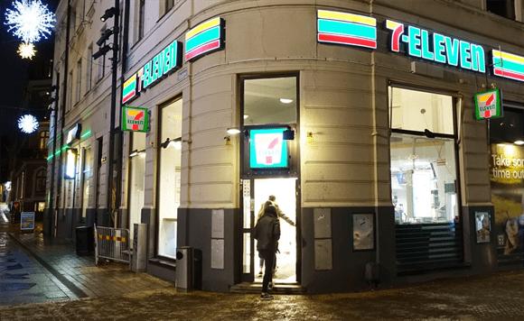 400 магазинов в Швеции